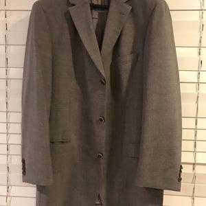 designer men's suit